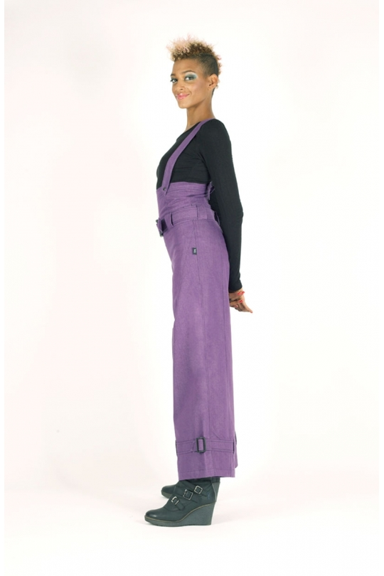 salopette masmira styliste toulouse jean violet cote