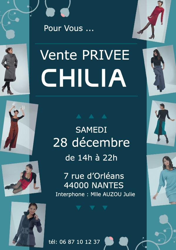 Chilia à Nantes