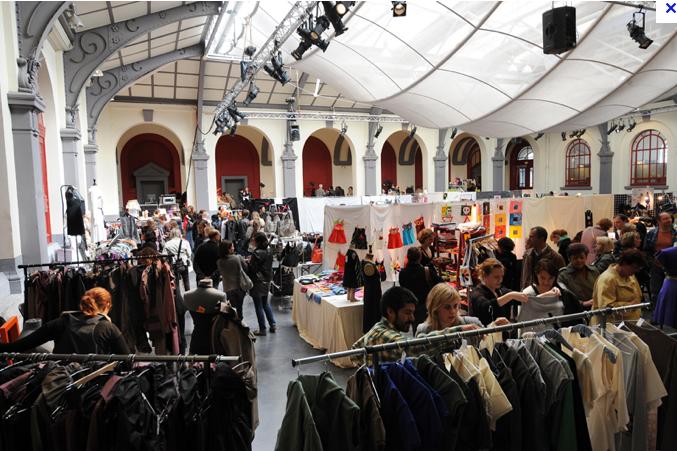 Chilia au Marché des Modes Lille Roubaix