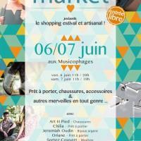 Le shopping estival et artisanal