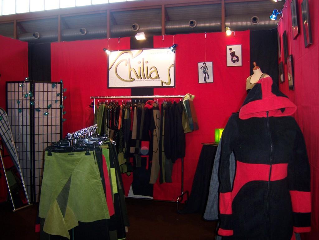 Chilia à Nimagine édition 2008