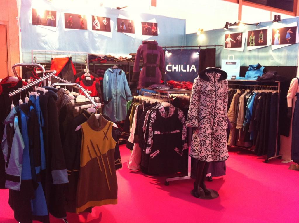 Chilia à Nimagine édition 2012